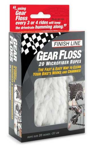 Finish Line Gear Floss
