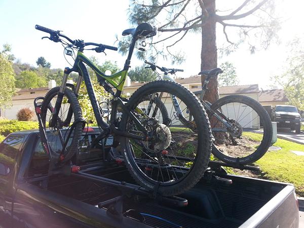 Yakima Frontloader Bike Rack