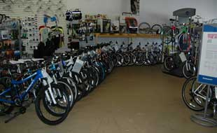 Choosing a Bike Shop